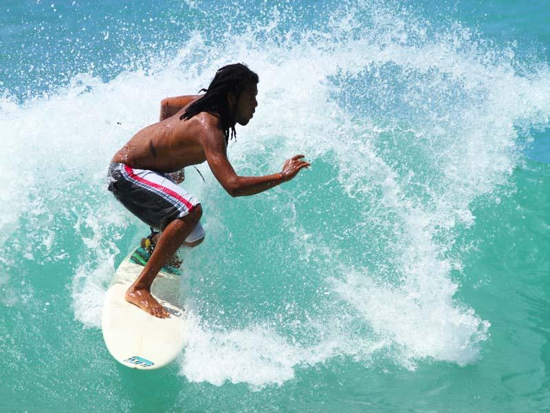 Surf/dominican/republic