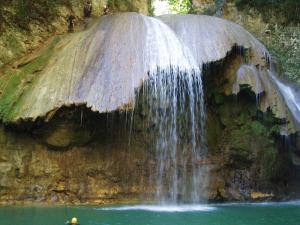 Canyoning around Cabarete
