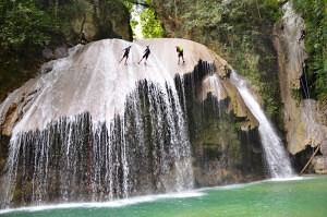 Canyoning Dominican Republic